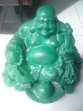 Patung Giok Budha