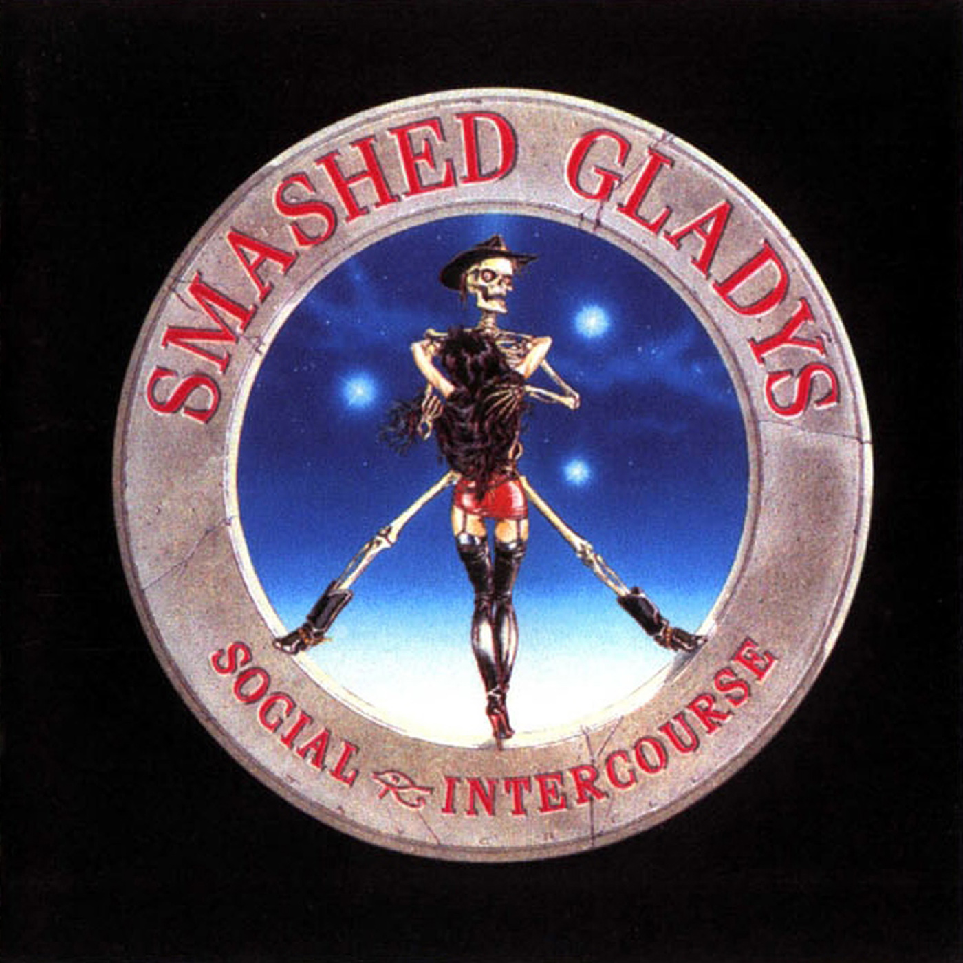 Smashed Gladys - Social Intercourse