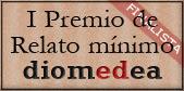 Finalista del I Premio de Relato mínimo Diomedea