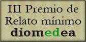 III Premio de Relato mínimo Diomedea