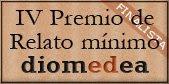 Finalista del IV Premio de Relato mínimo Diomedea