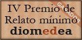 Ganador del IV Premio de Relato mínimo Diomedea