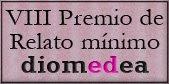VIII Premio de Relato mínimo Diomedea