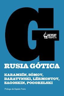 Rusia Gótica, VV. AA. (Nevsky Prospects)