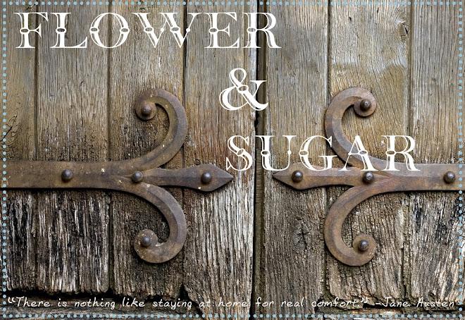 Flower & Sugar