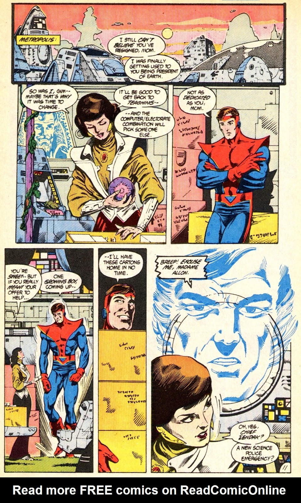 Tales of the Legion Issue #332 #19 - English 12