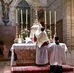 La vera Messa Cattolica  Tridentina