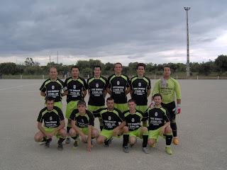 Equipa inicial SC Arcoense Vs Luso Morense