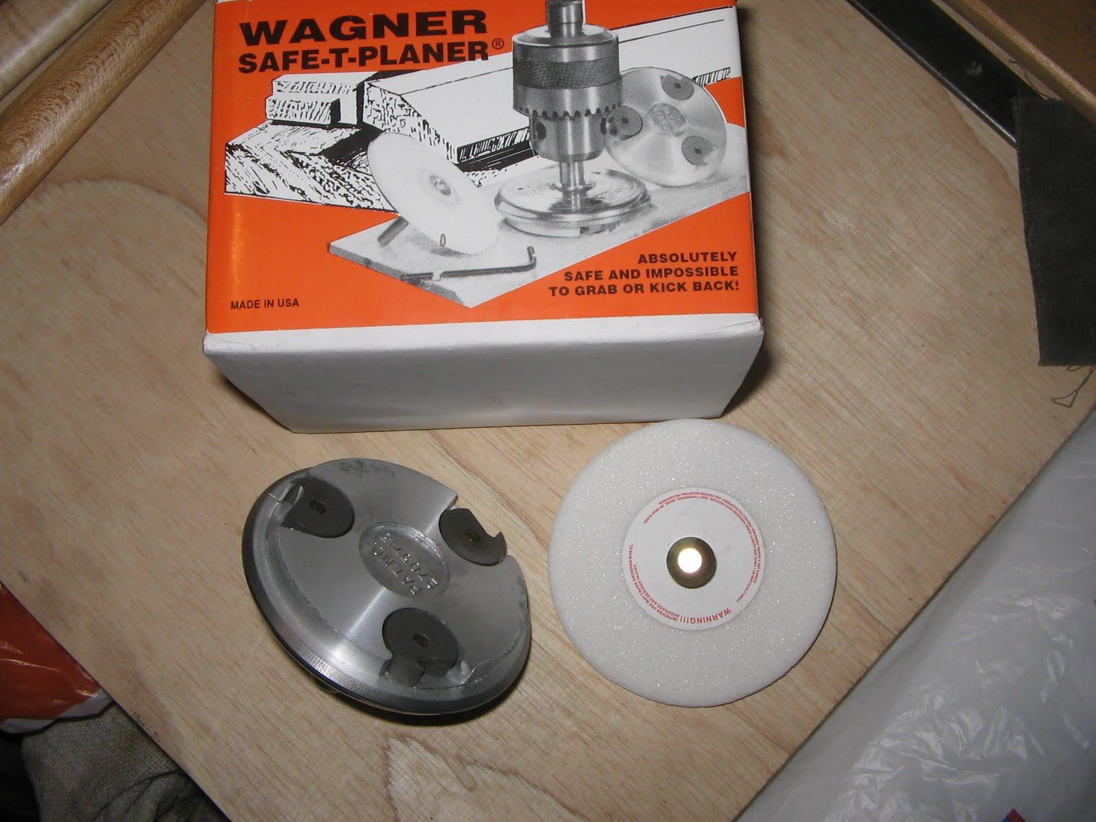luthier: Wagner Safe T Planer plaina para furadeira de bancada #B53E16 1600x1200