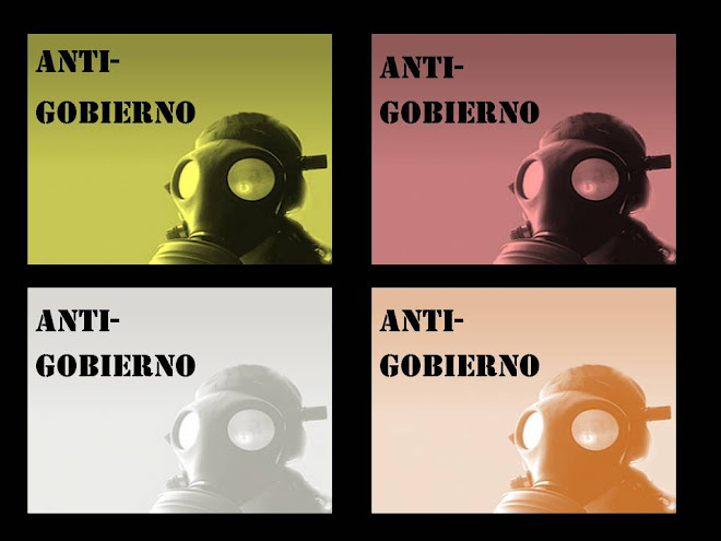anti-gobierno sticker´s.