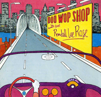 Doo Wop Shop  --  Randall Lee Rose