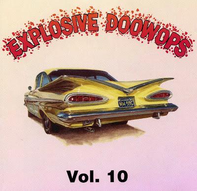 Explosive DooWop Volume 10