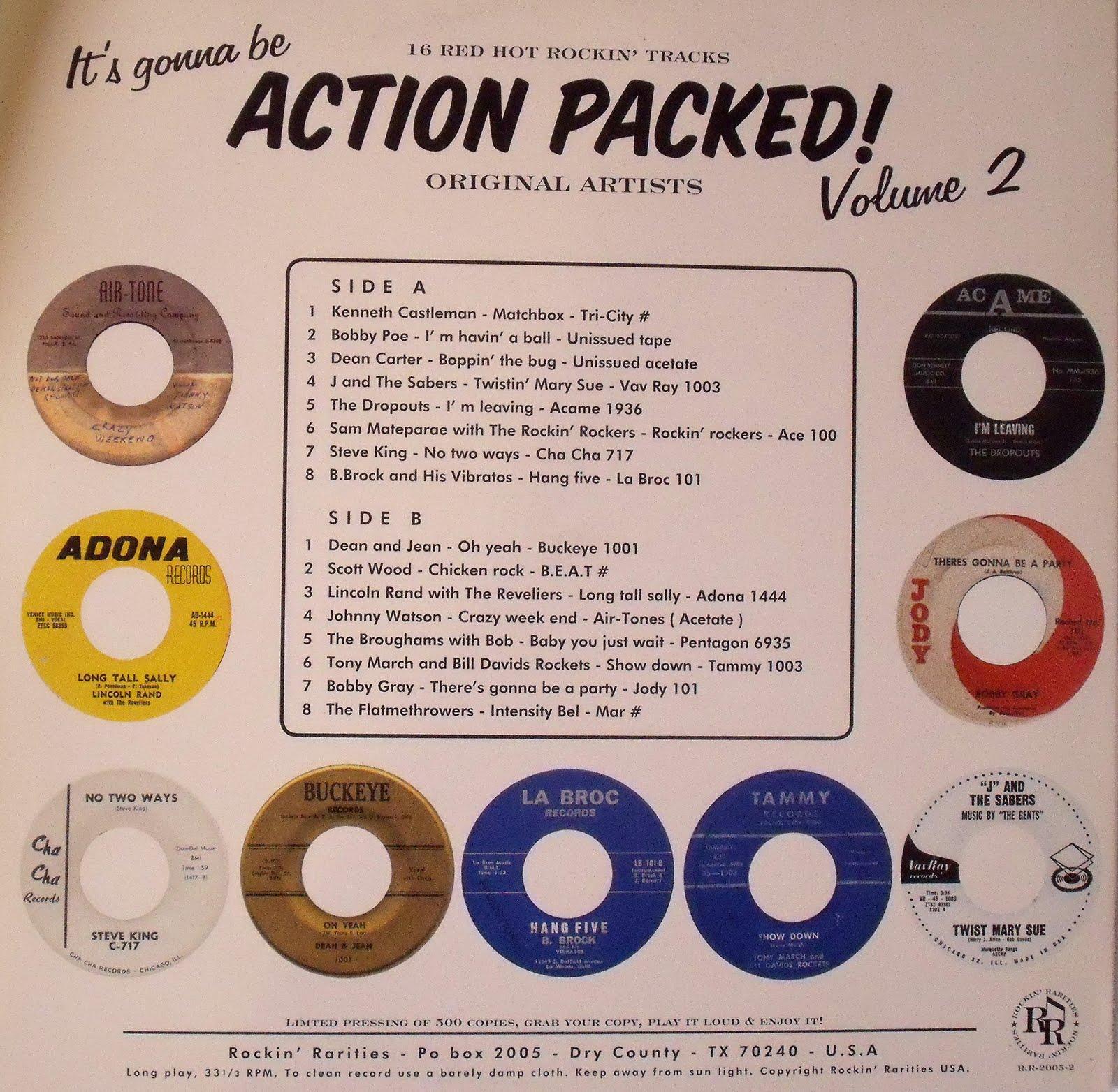 Various - 25 Doo Wop Love Songs