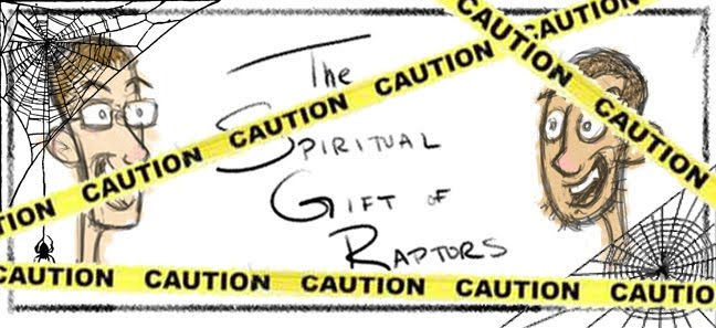 The Spiritual Gift of Raptors