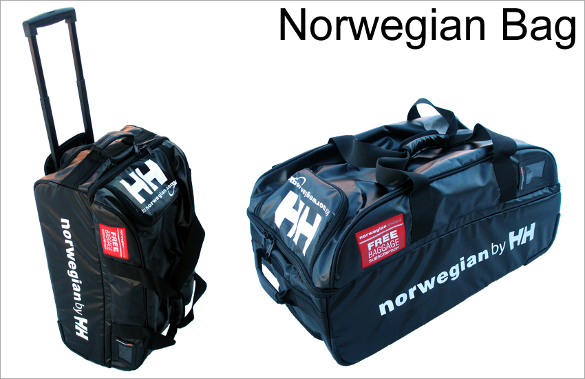 Norwegian Laukku Ruumaan Hinta : Eskimomatkat ilmainen matkalaukku