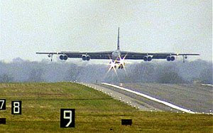 6 nukes fly over the us   big