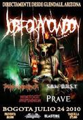 BOGOTA Grind Death Fest