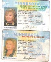 Sharon's ID