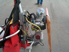 Trike engine