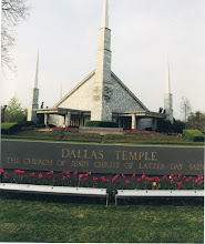 Dallas, Texas LDS Temple