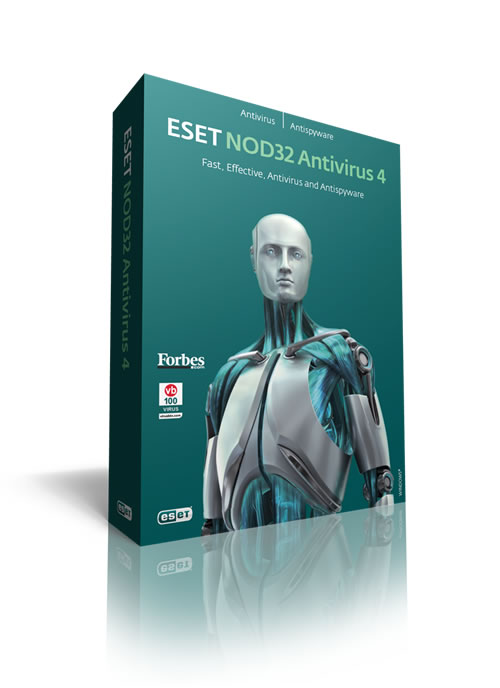 ESET NOD32 Antivirus 4.0 + Crack
