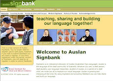 Auslan Sign Bank