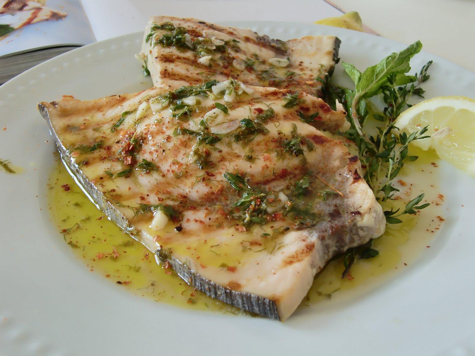 Con pan y postre pez espada a la plancha seg n jamie for Cuisine 0 la plancha