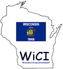 Wisconsin Citizen Involvement logo