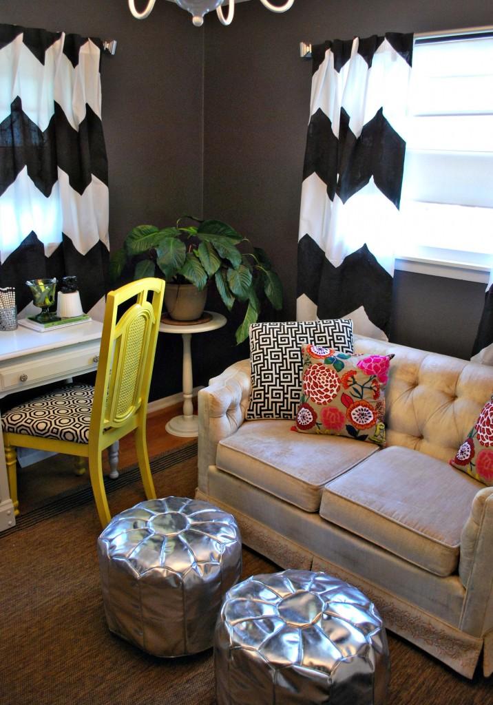Antes y despu s un despacho con toques retro tatamba - Regalos decoracion hogar ...