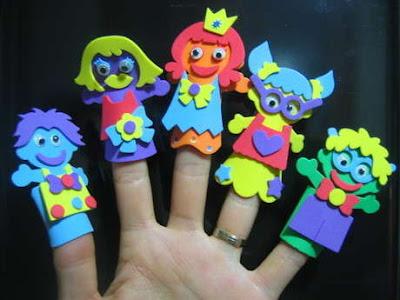 Okul öncesi parmak oyunlari