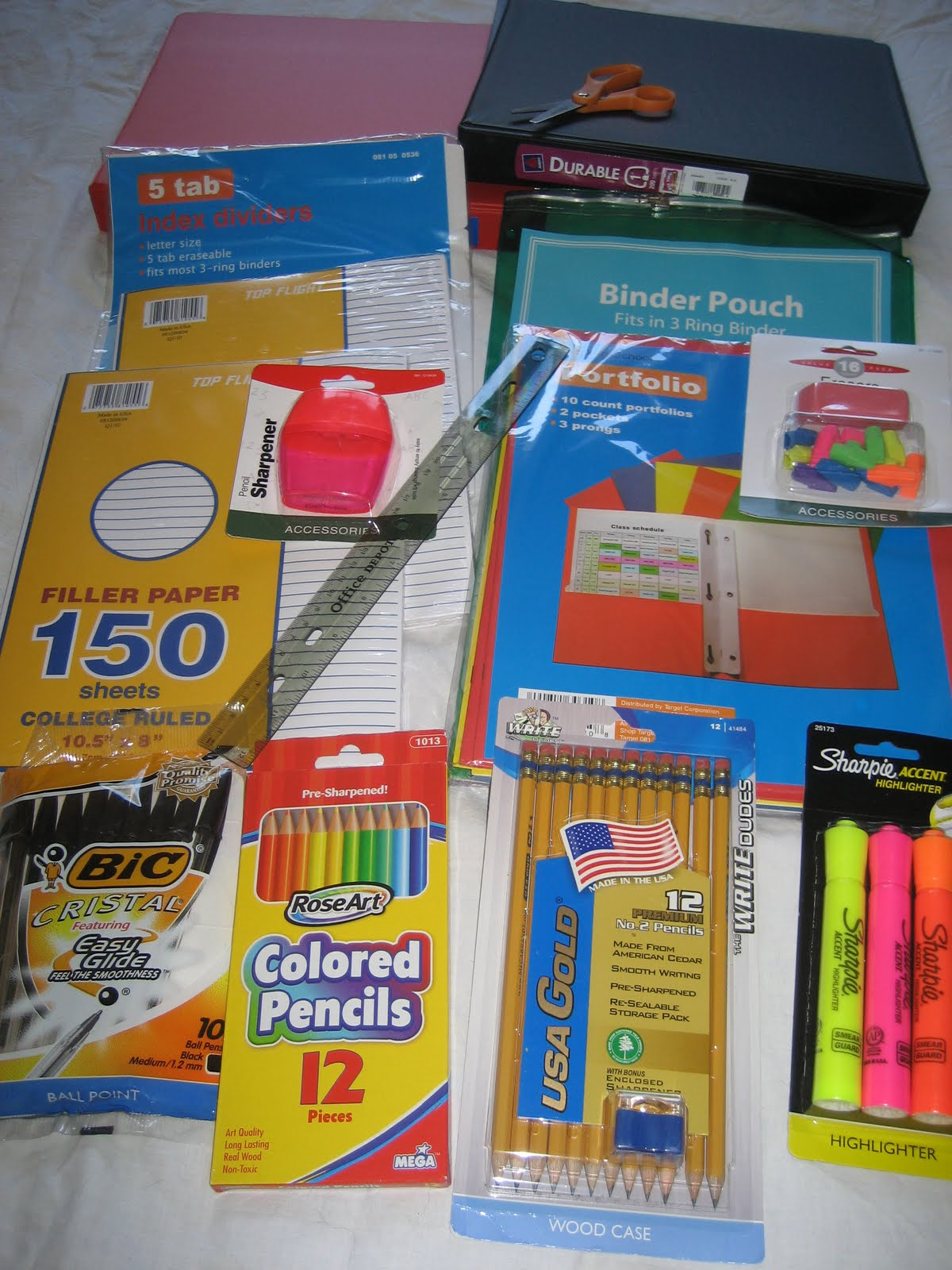 help us provide back to school supplies for 100 kids in need costco donated 100 backpacks we just need to fill them 15 will sponsor one child