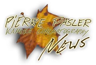 News Pierre Pasler Kamera