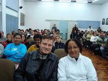 Tunnermann, junto com as 147 familias que pressionaram os vereadores à aprovar o Projeto do PHS.