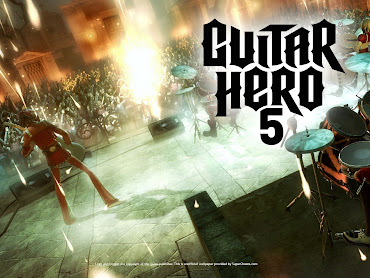 #9 Guitar Hero Wallpaper