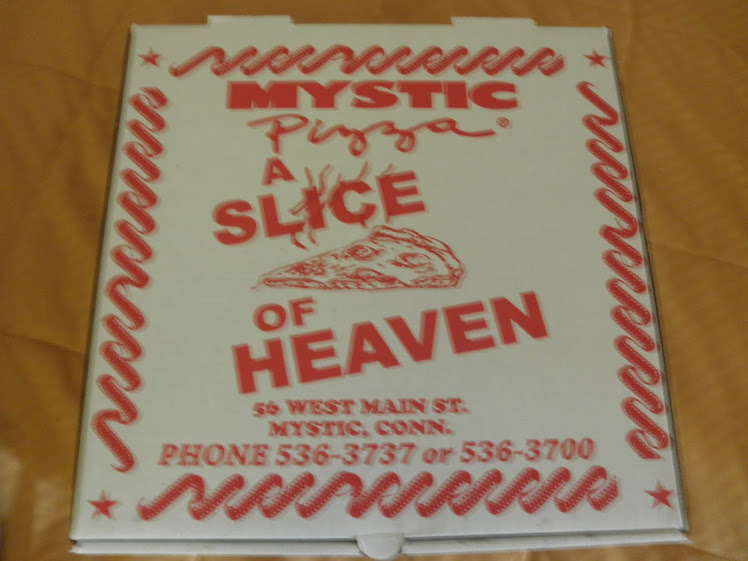 Mystic Pizza Box
