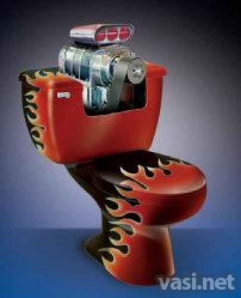 Man Cave Toilet : Weird toilets on pinterest public bathrooms and