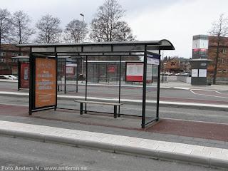 olofström, olofströms bussterminal, bussterminal, resecentrum, busshållplats, buss, blekinge