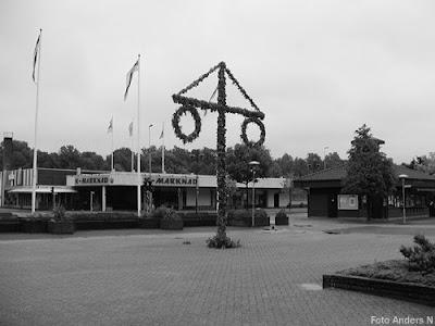 midsommar, midsommarfirande, olofström, 2004