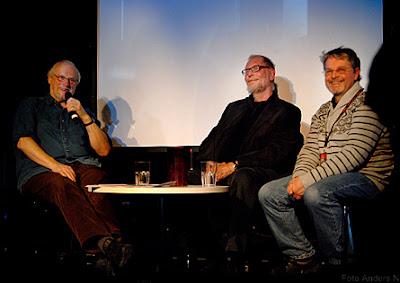 Jan Troell, Jan Hemmel, Olle Tannergård, Foto Anders N, Göteborgs Filmfestival, Göteborg International Film Festival, 2011