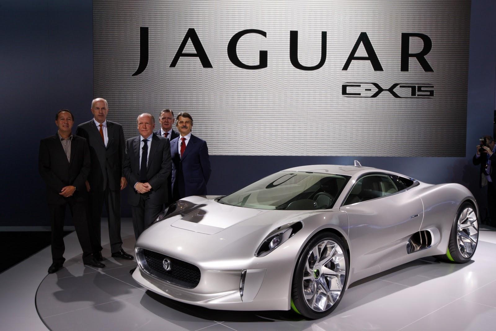 Barrets Jaguar News