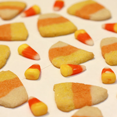 The Doctor's Dishes, Desserts & Decor: Candy Corn Cookies