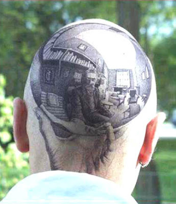 Unique Tattoos on Head (1)
