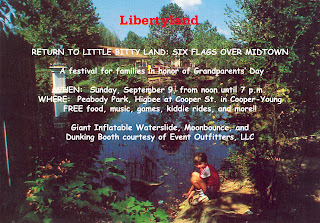 Libertyland in the 1970s