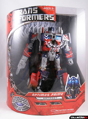 Optimus Prime (Leader Class)