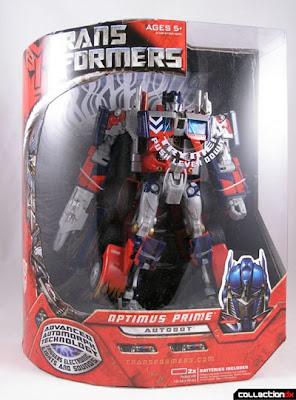 Optimus Prime (Leader Class)