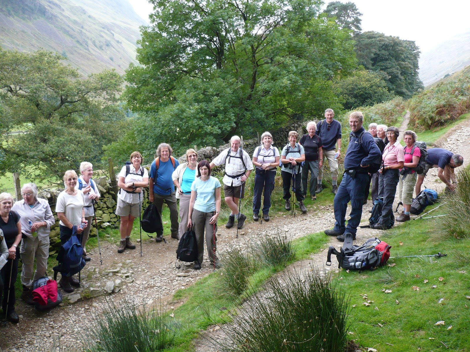 Hartsop hall cottages 171 walking holiday cottages walking - Members Decide Which Walk To Take