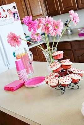 DIY Pink Birthday Party