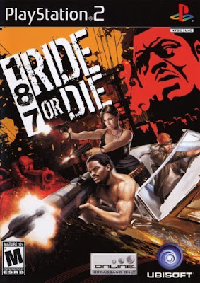 Categoria corrida playstation 2, Capa Download 187 Ride Or Die (NTSC) (PS2)