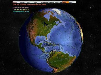 World Map 3d View.Sdacorp 3d World Map 2 1 Full View 3d Globe Offline