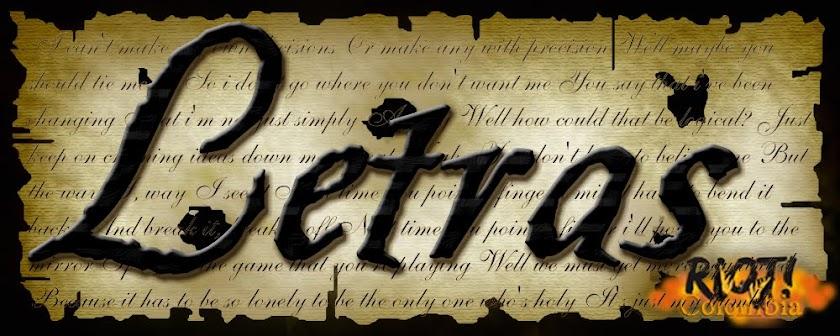 Riot Letras